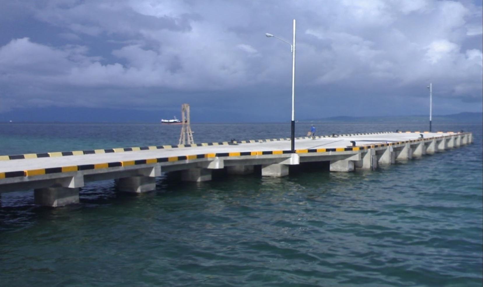 Pembangunan Pelabuhan Tulehu - Maluku