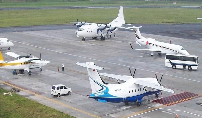Pembangunan Bandara Sam Ratulangi - Sulut