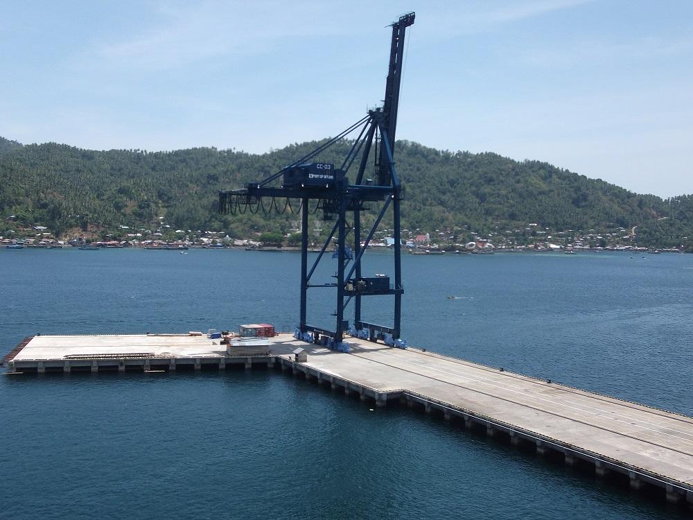 Pembangunan Pelabuhan Bitung - Sulut