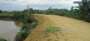 Pembangunan Tanggul Banjir Sungai Wanggu - Sultra